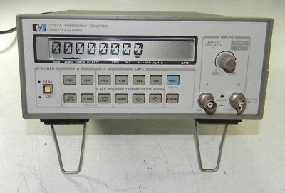 HP Agilent 5384A Frequency Counter 10hz-225MHz