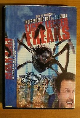 Eight Legged Freaks (Widescreen Edition) DVD