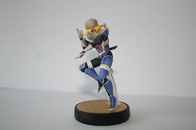 Nintendo Amiibo - Shiek - Sheik - Super Smash Bros. - Selten rar