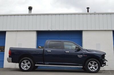 Ram 1500 SLT Repairable Rebuildable Salvage Lot Drives Great Project Builder Fixer Easy Fix