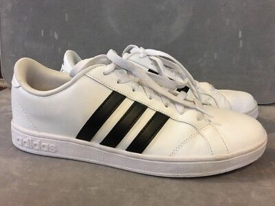ADIDAS NEO MENS Shoes Cloudfoam Advantage White Casual