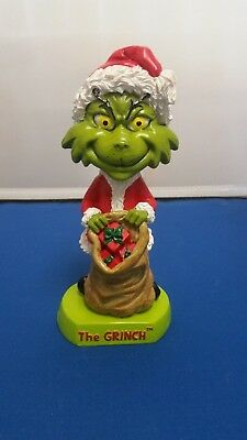 2002 DR. SEUSS HOW THE GRINCH STOLE CHRISTMAS Bobblehead Figure