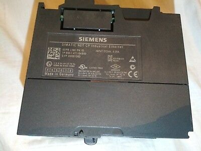 Siemens simatic IE/PB link- gateway: 6gk1 411-5ab00