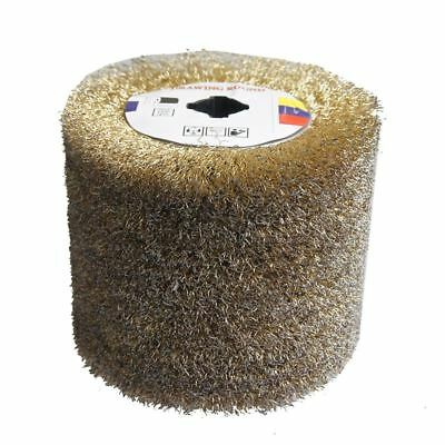 Wire Brush Drum 120mm For Katsu 100093