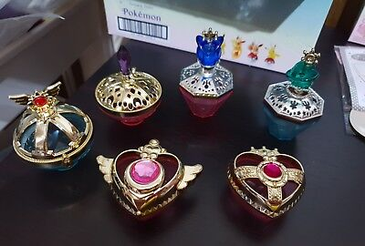 Gatcha Set Sailor Moon NEW