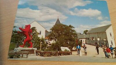 The entrance to Santa Claus Land Aviemore