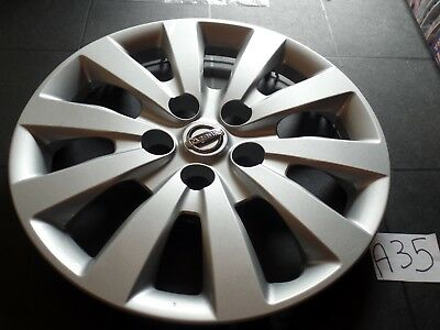 Nissan Sentra Hubcap Wheel Cover Great Replacement 2013-2016 Retail $96 Ea A35