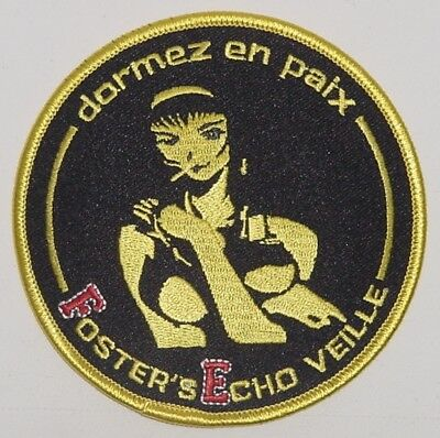Aufnäher Patch Abzeichen French Air Force Forser´s Echo Veille ........A4990