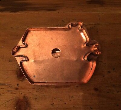 Vintage Michael Bonne Noah's Ark Cookie Cutter #1