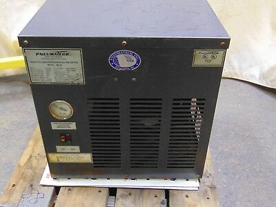 Pneumatech AD-15 15 SCFM Non Cycling Refrigerated Compressed Air Dryer 115v
