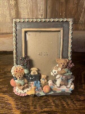 BEARY Cute 3D Nursery Picture Frame