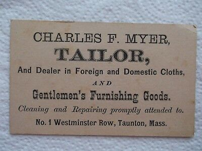 CWE CDV Album Filler Great Details Friends Talking Over the Fence AD Taunton MA
