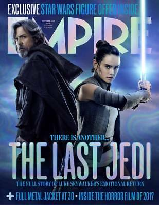 Empire Magazine October Issue 2017 (new)  Star Wars The Last Jedi  Star Wars