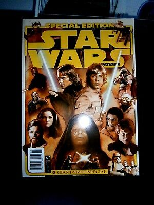 Special Edition Star Wars Insider Magazine Giant - Sized  Special  2012 (new)