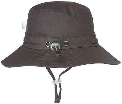 NEW Toshi Sunhat Tex Charcoal