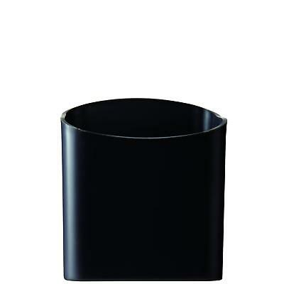 Quartet Magnetic Pen and Pencil Cup Holder, Black (48120-BK)