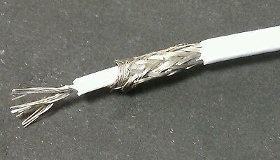 20 AWG Wire  Shielded, Stranded, 1 Single Conductor    By the Foot
