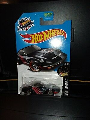 Hot Wheels 2017 Super Treasure Hunt Nissan Fairlady Z Free Fast Ship