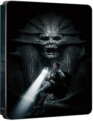 The Mummy 3D (2017) Limited Edition Steelbook (Blu-ray 2D/3D) BRAND NEW!!