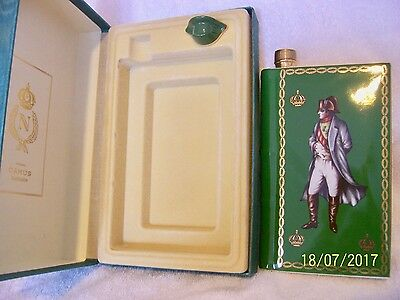 Ltd Edition 700ml Collectable Camus Cognac Napoleon brandy in Porcelain display