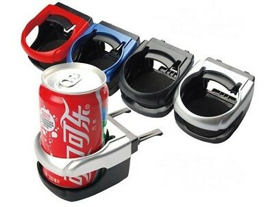 Universal Car UB Beverage Air Vent Bottle Can Auto Drink Cup Holder Stand Useful