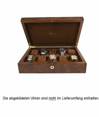 Bamboo Watch Heritage Uhrenbox Box 467 Rapport 8 Eur London L406 yY7bfg6