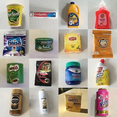 Coles Little Shop Collectables - *reduced price* - last few remaining!