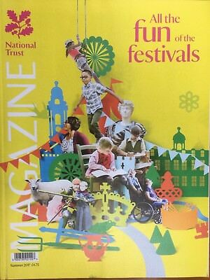 National Trust Magazine Summer 2017 No 141 All the Fun of the Festivals