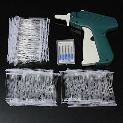 Wikor Tagging Gun for Clothing Clothes Labeler Tag Attacher Price Label Tag Gun