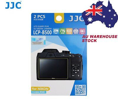 JJC LCP-B500 LCD Screen Protector Guard Film for NIKON Coolpix B500 camera _AU