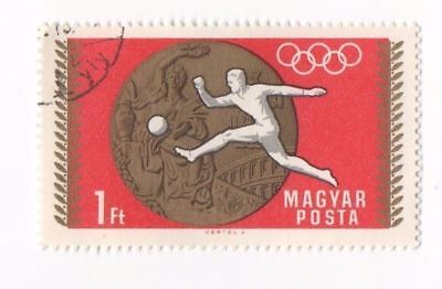 1969 Hungary - Medal Wins of the Hungarian Olympic Team