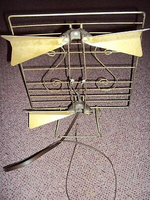 Vintage Bow Tie Television Antenna