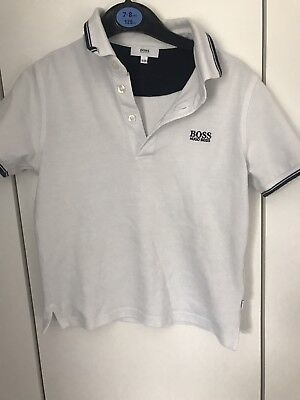 Boys Hugo Boss T-shirt Age 6