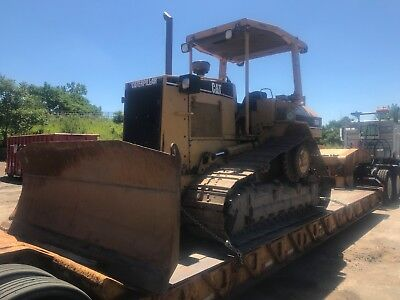 1998 Caterpillar D5M XL Crawler Dozer / CAT / OROPS / Low Hours