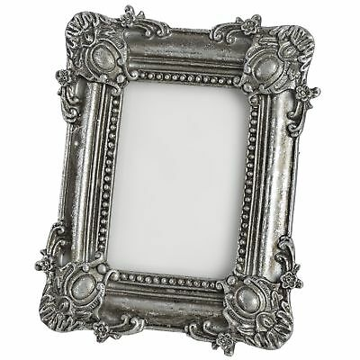 Hill Interiors Antique Silver Rectangular Photo Frame (HI923)