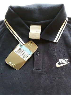 Boys Nike Polo Shirt Age 10-12 Years NEW