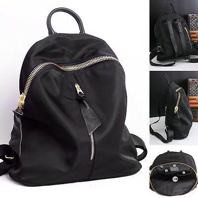 7e6d2fadf5 Women s Water Resistant Nylon Backpack Rucksack Daypack Travel Bag Cute  Purse Yj