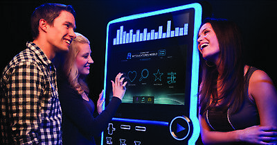 Touchtunes Virtuo Internet Jukebox For Vendors