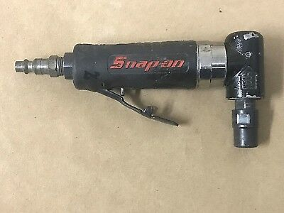 Snap On Pt110A Mini Pneumatic Angle Die Grinder 25,000 Rpm
