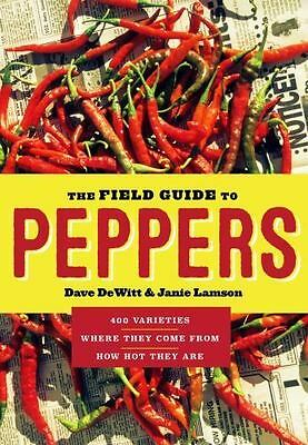 The Field Guide to Peppers-ExLibrary