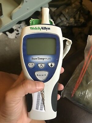 Welch Allyn 01692-000 SureTemp Plus Electronic Thermometer