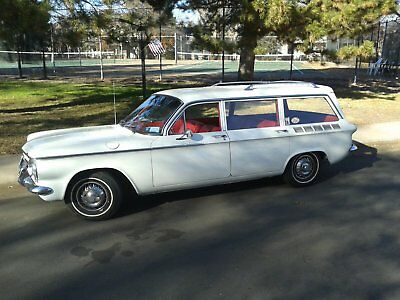 1962 Chevrolet Corvair Monza 1962 Chevrolet Corvair  Lakewood Monza 4 speed
