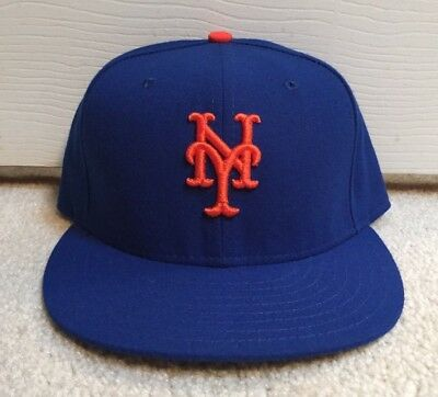 209c3712069 ... coupon new york mets era fitted hat 7 1 2 official on field cap vintage  ny