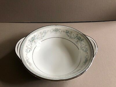 "Noritake Colburn 6107 Lugged Cereal Bowl 6.75"" Near Perfect Condition"