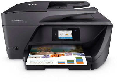 HP OfficeJet Pro 6962 All-in-One Printer,Print,Scan,Copy,Fax,Black
