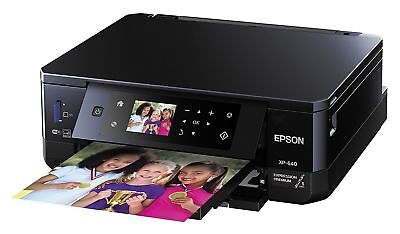 Epson Premium XP-640 Expression Small-in-One All-in-One Printer