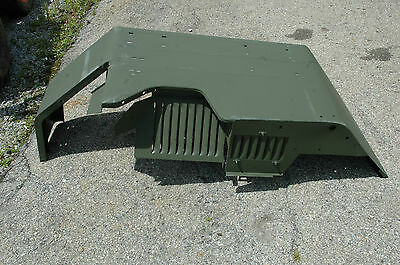 bow corner and stave assy. cargo cover M809//M939 5 Ton 2520-01-128-5550