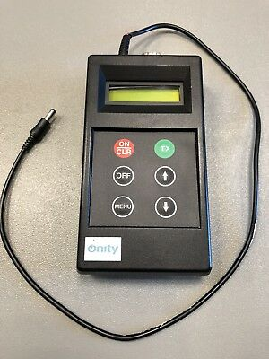 Used Onity PP22  Lock Programmer for Onity & TESA Front Desk Systems