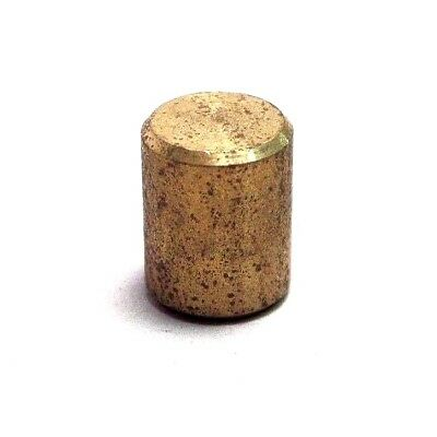 Brass Plug for AMMCO Brake Lathes, Reference AMMCO 9836 / 909836