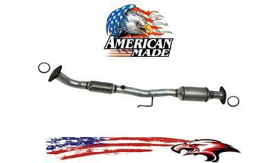DIRECT-FIT FITS:07-11 TOYOTA CAMRY 2.4L CATALYTIC CONVERTER WITH FLEX